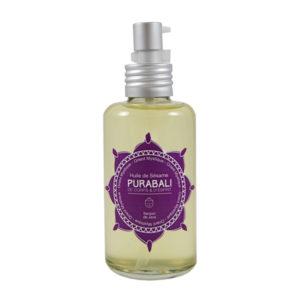 Huile pour le corps parfumée