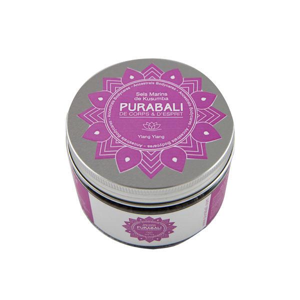 Sels de bain marins de Kusumba parfumés - Ylang-Ylang