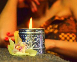 Bougie d'ambiance naturelle parfumée Tradition