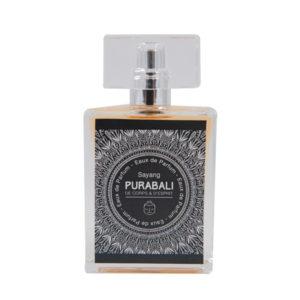 Eau de Parfum SAYANG – Mariage Santal et Vanille
