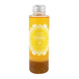 Gommage au Sucre et Fleur de Coco – Ambre & Tiaré 250 ml