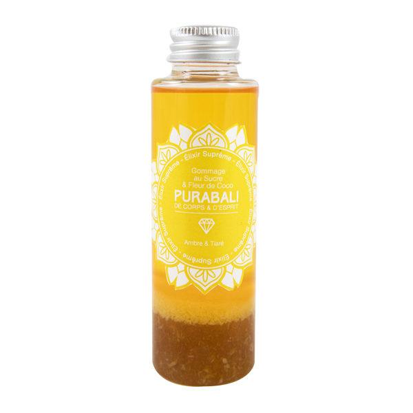 Gommage au Sucre et Fleur de Coco - Ambre & Tiaré