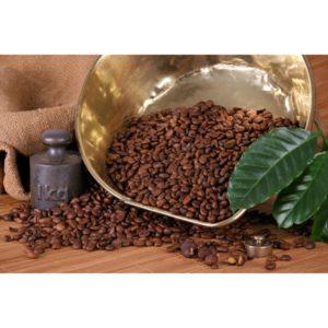 Gommage Moka tonifiant à la poudre de cafe et vanille bio