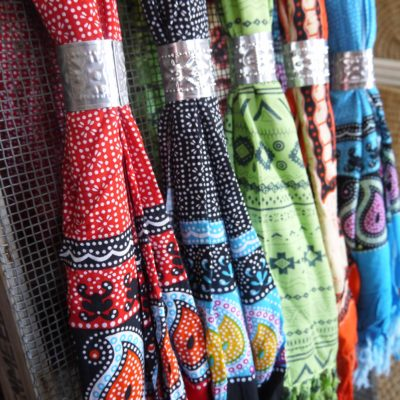 Sarongs indonésiens