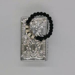 Coffret Eau de Parfum et bracelet indonésien