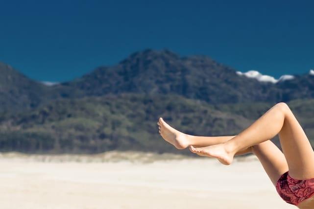 A nous des jambes de rêves et une peau tonique pour l'été!