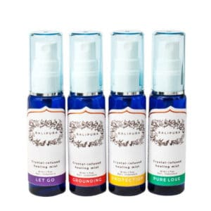 Spray aurique « Pack decouverte » 30ml x 4