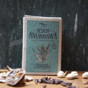 Boite de tisanes artisanales indonésiennes 8 sachets de 3 grs – Anubahawa