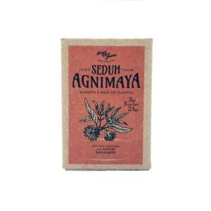 Boite de tisanes artisanales indonésiennes 8 sachets de 3 grs – Agnimaya