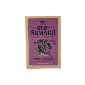 Boite de tisanes artisanales indonésiennes 8 sachets de 3 grs – Asmara