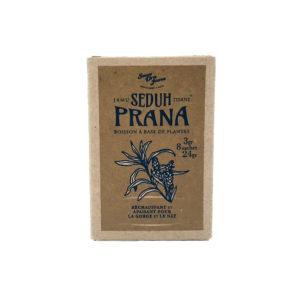 Boite de tisanes artisanales indonésiennes 8 sachets de 3 grs – Prana