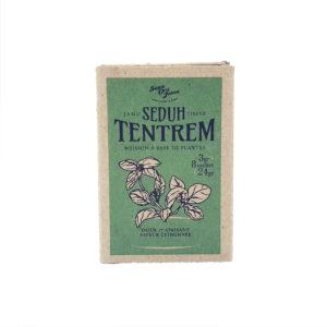 Boite de tisanes artisanales indonésiennes 8 sachets de 3 grs – Tentrem